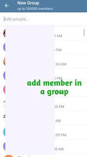 telegram group kaise banaye