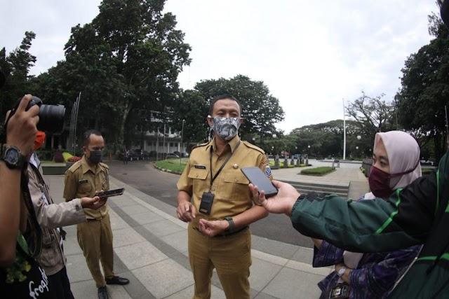 Berada di Zona Oranye, Pemkot Bandung Terapkan WFH dan WFO di Seluruh OPD