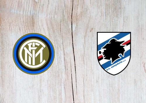 Inter Milan vs Sampdoria Full Match & Highlights 21 June 2020