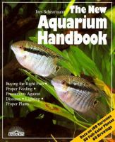 Book cover: The New Aquarium Handbook by Ines Scheurmann