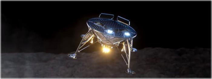 sonda israel pouso na Lua