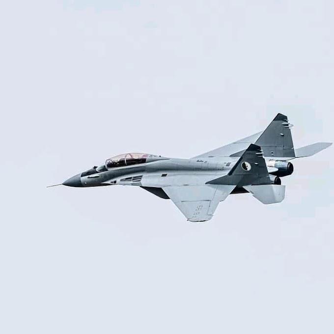 الجزائر تتسلم أول دفعة من الطائرات المقاتلة طراز ميغ 29M/M2 المحدثة.