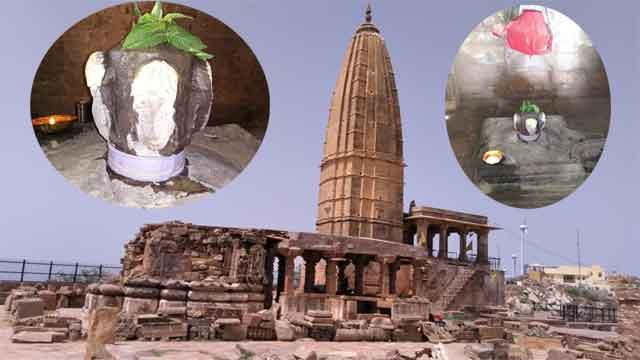 चौहान राजवंश के कुलदेवता हैं हर्ष गिरि के हर्षनाथ शिव