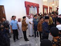 Presiden Jokowi: Jangan Sampai Umat Islam Indonesia Terjebak Dalam Fitnah dan Hasutan Kebencian