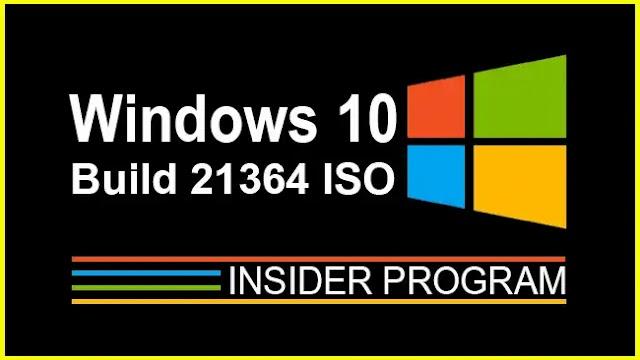 Windows 10 21364 ISO / ESD (German, English) Manual Download
