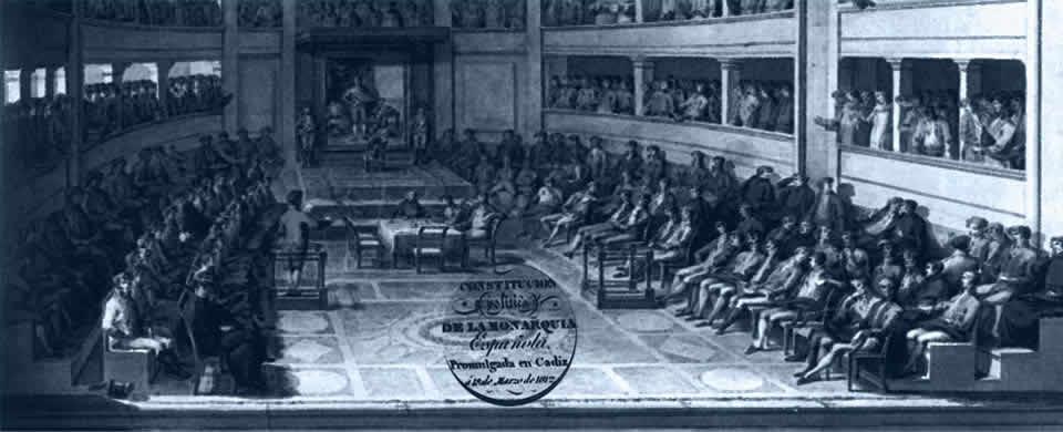 constitución española 1812 cádiz