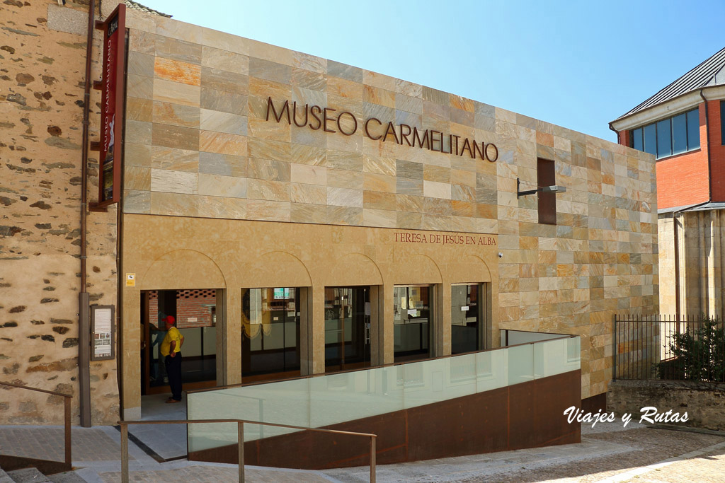 Museo Carmelitano de Alba de Tormes