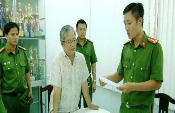 Truy tố ông Bùi Quang Ánh, nguyên Giám đốc Trung tâm Kỹ thuật TN-MT Bạc Liêu