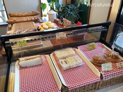 お惣菜系パン