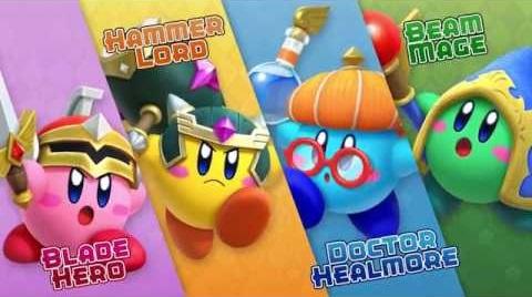 Super Kirby Clash Trailer