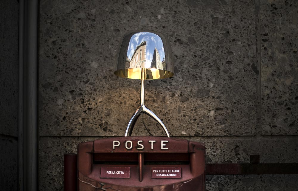 Postcards of Light Milano di Foscarini