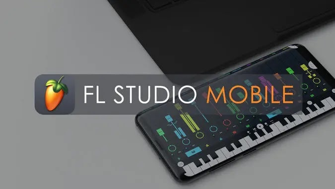 FL Studio Mobile فلوريدا استوديو المحمول قم بإنشاء وحفظ مشاريع موسيقى كاملة متعددة المسارات على هاتفك المحمول Android