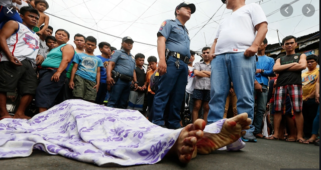 The ICC lawyer sees a fair case for crimes against humanity in the drug war in the Philippines
