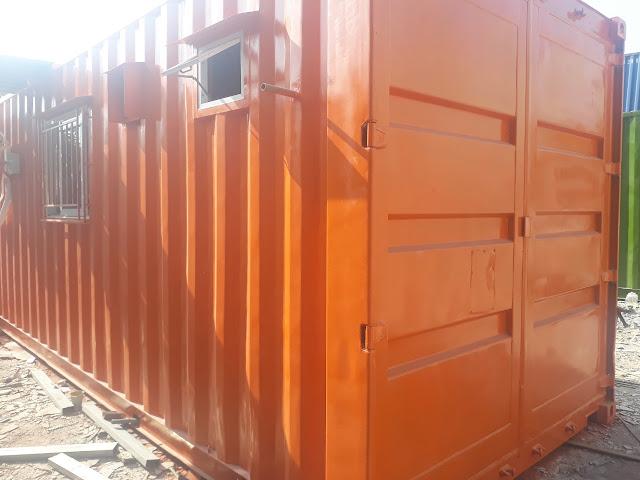 Container Văn Phòng Tại Bình Phước Cho Thuê