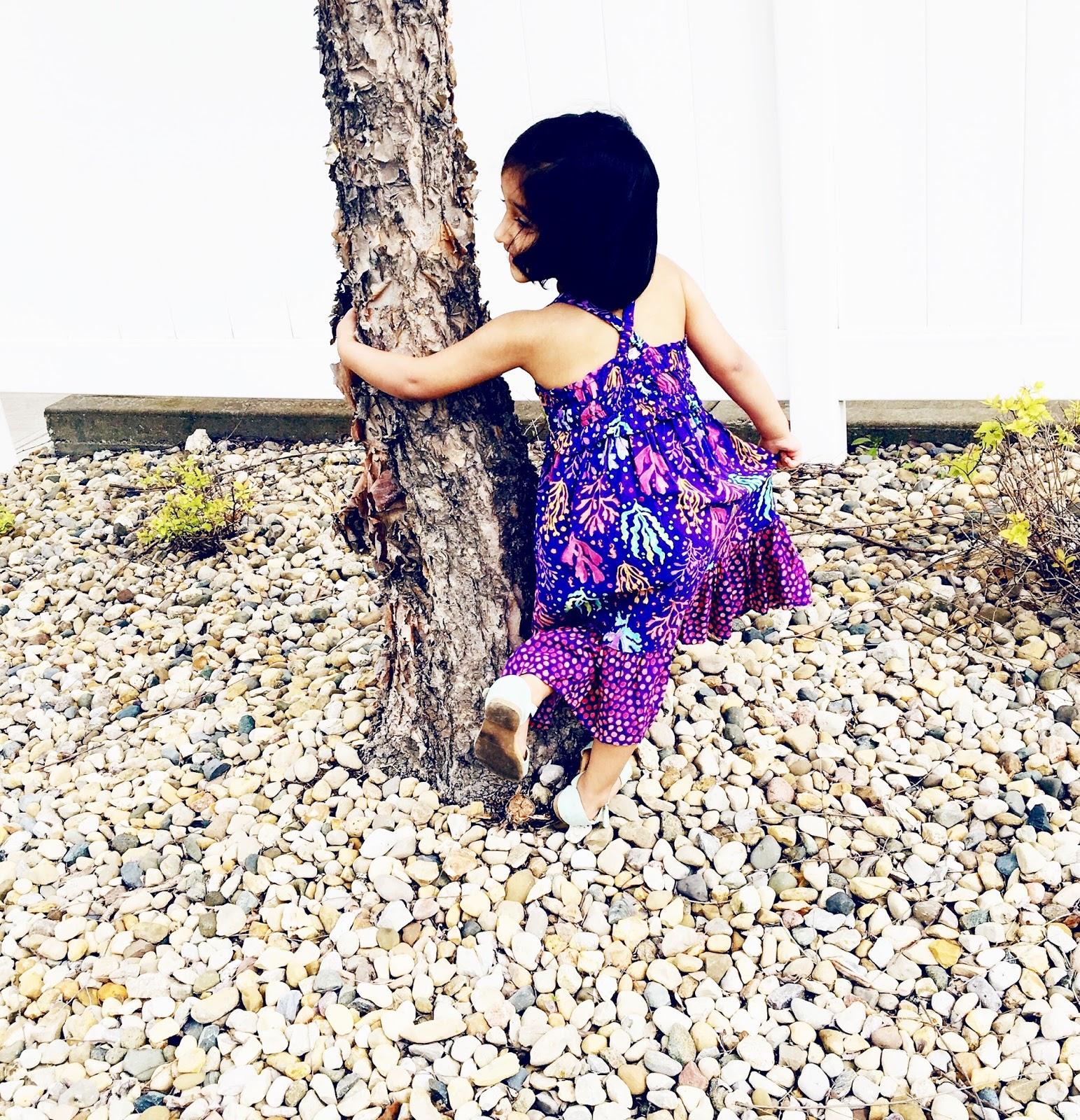 oshkosh summer toddler dress