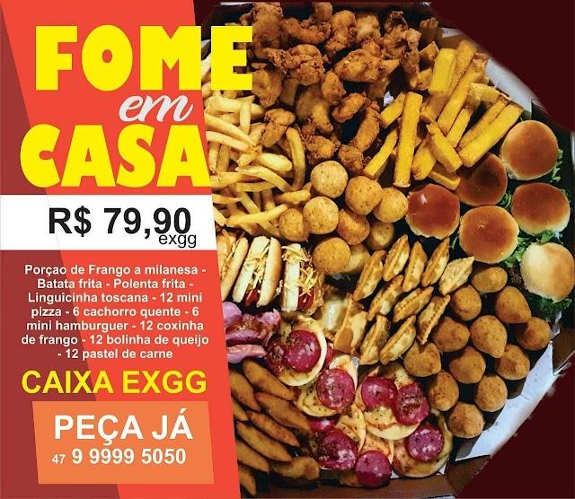 Mega Box Café Pinhão