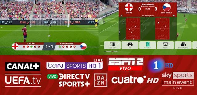 PES 2021 European Qualifiers Scoreboard by spursfan18