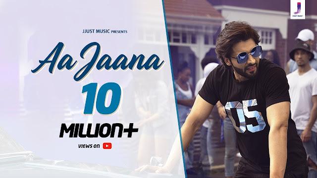 Aa Jaana Song Lyrics  - Kumaar  ft Lijo George & DJ Chetas In HIndi
