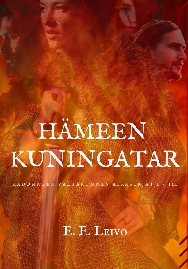 Romaani Hämeen kuningatar