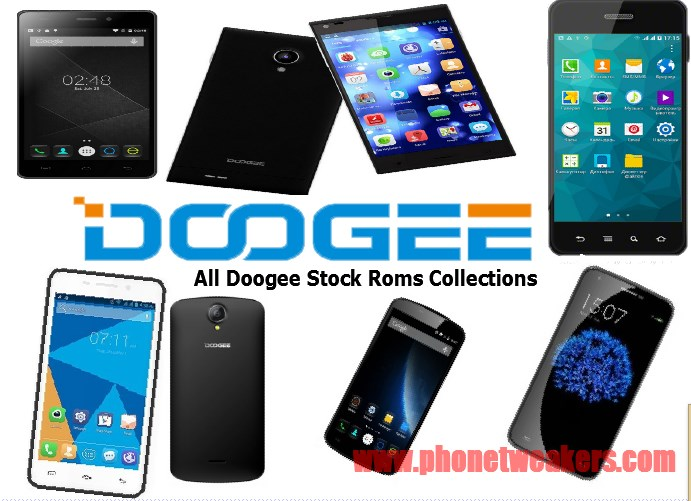 Download][Firmware] All Official Doogee Stock Roms