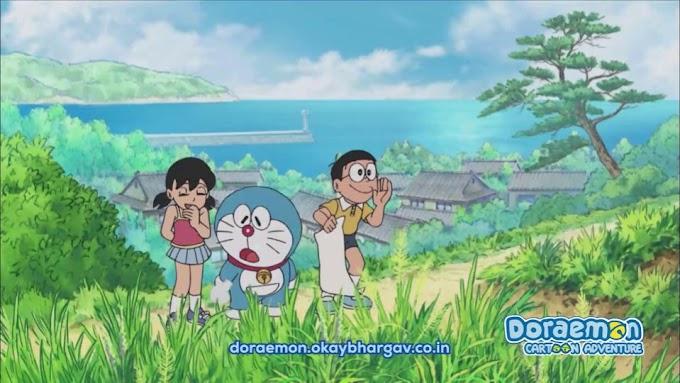 Doraemon Episode 5-Treasure of Skull Island Season 16