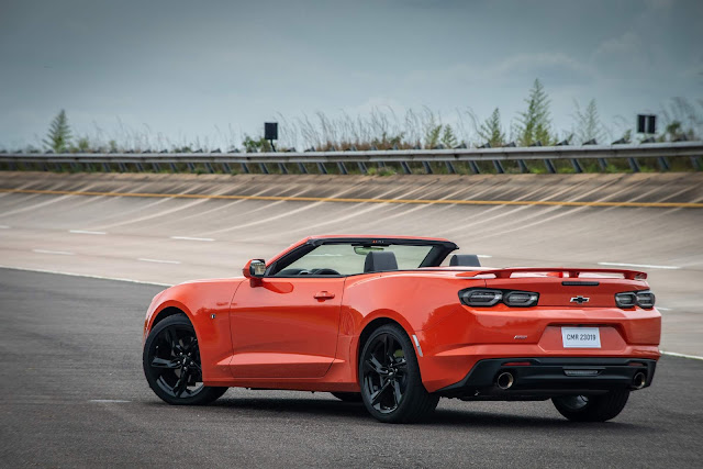 Novo Chevrrolet Camaro 2019