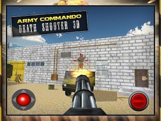 Militer Komando Shooter 3D Mod Apk Full Fitur Update