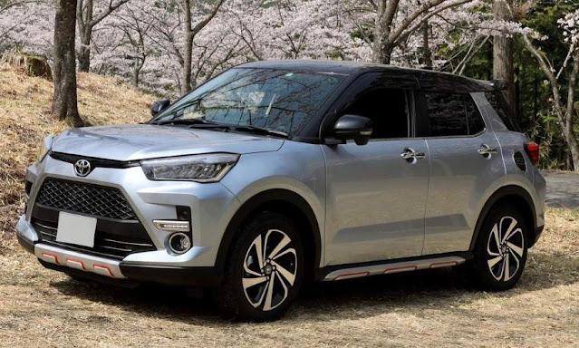 Toyota Raize Indonesia