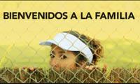 Bienvenidos a la familia