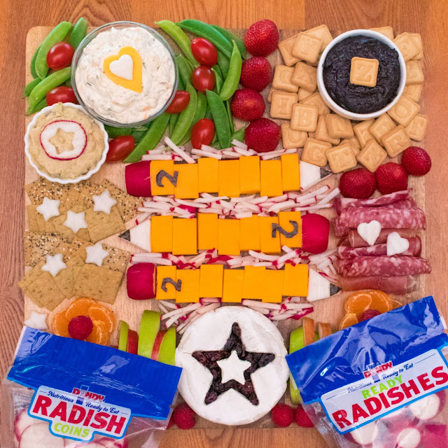 How to Make a Back-to-School Food Board!