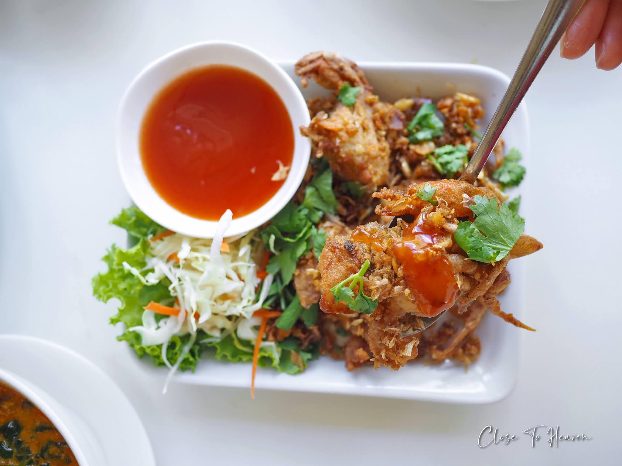 Mae-la Kitchen แม่ลาคิทเช่น เมืองทองธานี แจ้งวัฒนะ