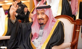 الديوان الملكي السعودي يصدر  بعد نقل الملك سلمان إلى المستشفى  لإجراء الفحوصات