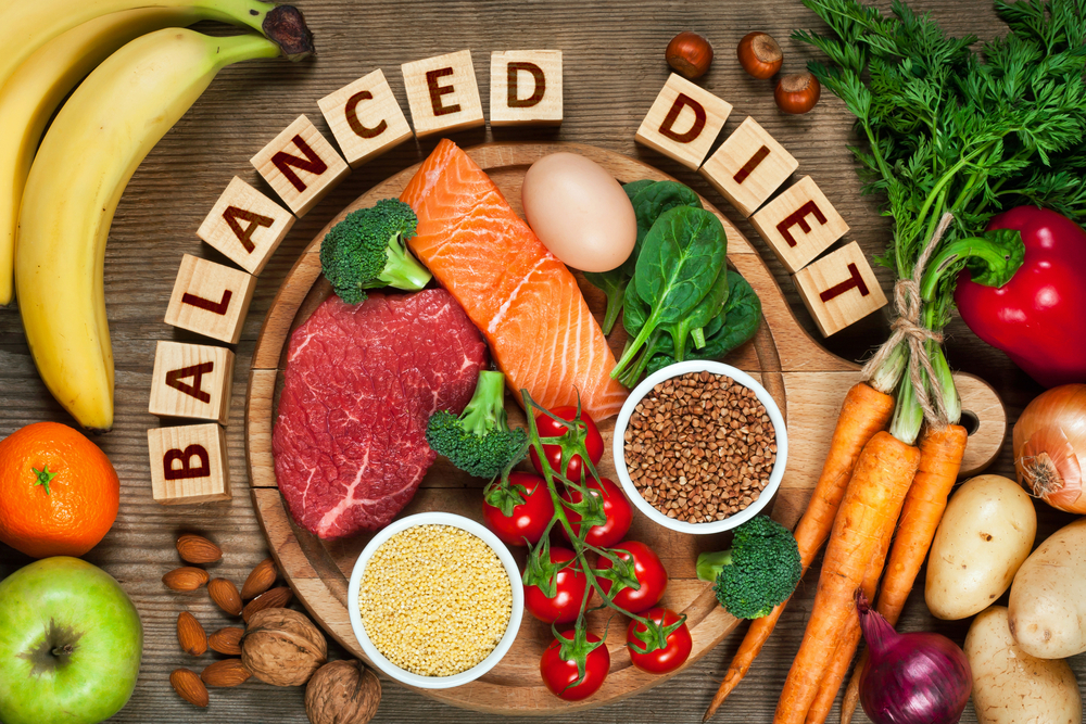 A balanced diet can be pretty helpful when it comes to how to lose weight in your face. It is because a wholesome diet means the intake of all essential nutrients. Keeping a balanced diet not only reduces face fat but also overall body weight too.