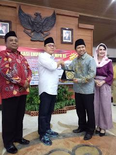 Ketua MPR : Khofifah- Emil Dardak Punya Wawasan Kebangsaan