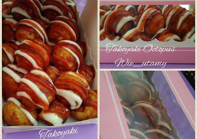 Resep Memasak Takoyaki Aneka Isi (gurita, sosis, keju, crabstick) Tanpa Tanding