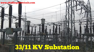 33/11 KV Substation | Components Used In Substation