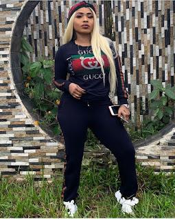 Halima Abubakar Reacts To Cossy Orjiakor's Accusations