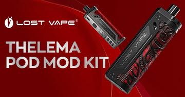 Lost Vape Thelema Pod Mod Kit