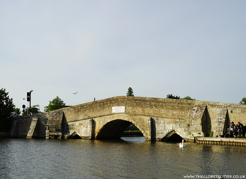 Potter Heigham's medieval bridge