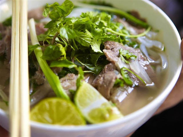 Pho Viet Nam topped the best dining experience in the world