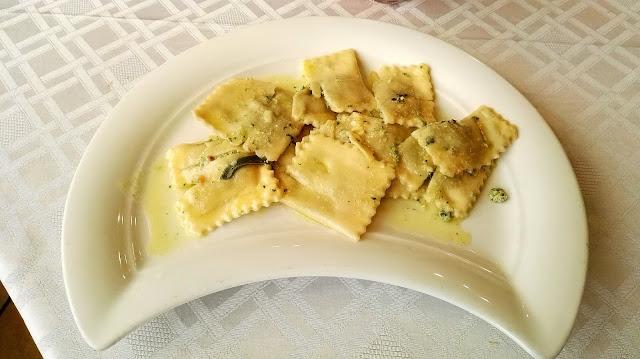 Ravioli ripieni di Borragine, foodfilebasilicata