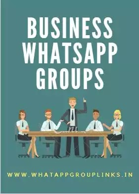 Business whatsapp group link | Latest group links 2020