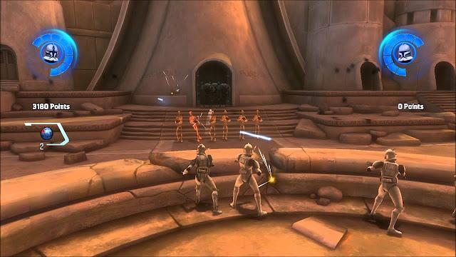 تحميل لعبة ستار وورز | Star Wars The Clone Wars Republic Heroes