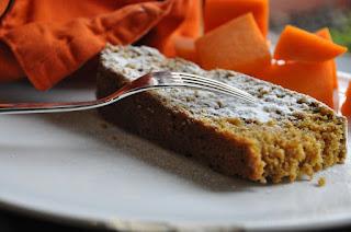 Pumpkin Cake Thermomix