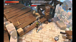 Merupakan game hack n slash dengan bumbu RPG buatan Gameloft Unduh Game Android Gratis Dungeon Hunter 5 apk + data