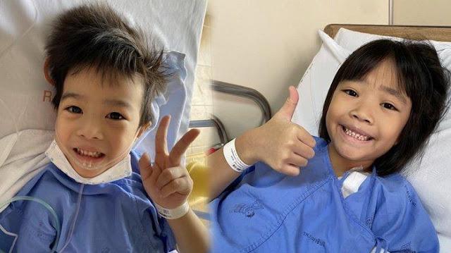 DIGEROGOTI Corona Hingga Terancam Maut, Anak Ini Malah Relakan Sel Induk Demi Selamatkan Nyawa Kakak