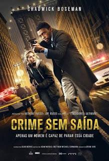 Baixar Crime Sem Saída Torrent Dublado - BluRay 720p/1080p