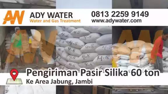 Jual Pasir Lampung, Jual Pasir Silika Lampung,