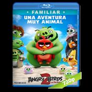 Angry Birds 2, la película (2019) BRRip 720p Audio Dual Latino-Ingles