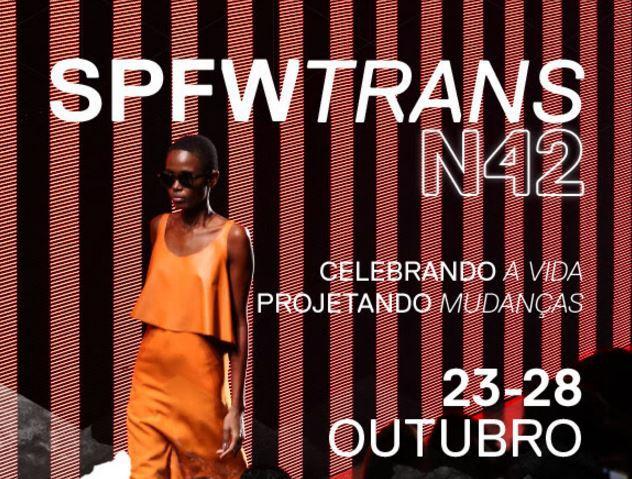 São Paulo Fashion Week Trans n42
